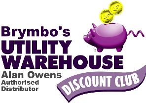Brymbo's Utility Warehouse Discount Club...