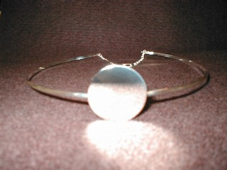 Full Moon Circlet, Hand Made by Starlight: